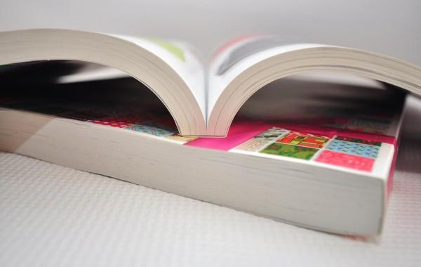 膠裝彩色書刊 (數碼)