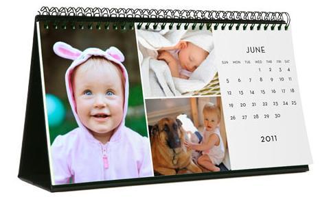 個人化檯曆